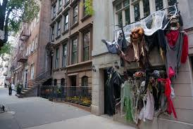city streets are scary happy halloween from new york new york