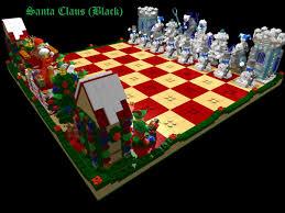 lego ideas holiday chess set