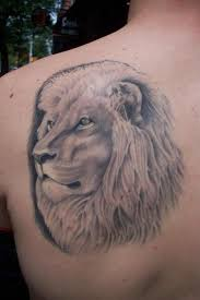 35 best lion head tattoo on back images on pinterest beautiful