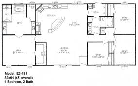 Fleetwood Manufactured Homes Floor Plans Double Wide Floorplans Mccants Mobile Homes