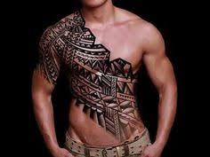 Celtic Cross Half - tribal cross tattoos 3bal tribal cross designs