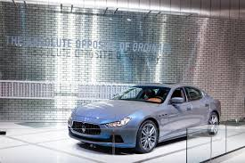 vintage maserati ghibli following its 2014 record breaking sales record maserati kicks