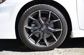 nissan sentra with rims one week with 2017 nissan sentra nismo automobile magazine