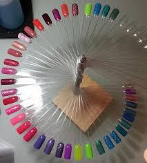 nail polish display idea nail ideas pinterest salons