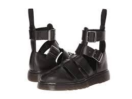 dr martens sandals men shipped free at zappos
