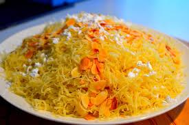 recette de cuisine marocaine facile seffa el madfouna