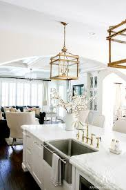 kitchen sink lighting best 25 all white kitchen ideas on pinterest white kitchen