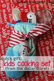 cooking gifts for mom quick gift kid s cooking set dollar store mom