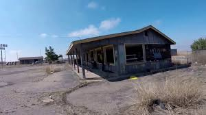 Abandoned Places In New Mexico by Abandoned Buildings On The Old Route 66 Youtube