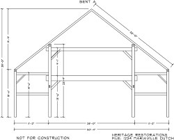 dutch barn plans 1234 mariaville dutch barn heritage restorations