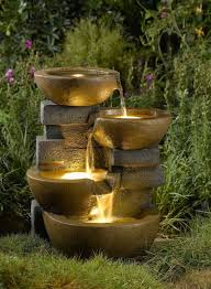 Decorative Water Fountains For Home by Attractive Decorative Garden Water Fountains Decorative Outdoor