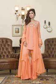 peach color peach color party wear sas599 exclusive online boutique