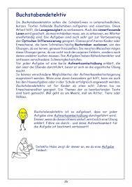lese rechtschreibschwäche übungen heike kuhn bamberger uebungen die stark machen bei lese