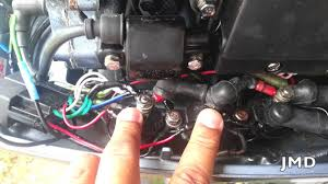 relay installation system for a power trim motor spanish youtube