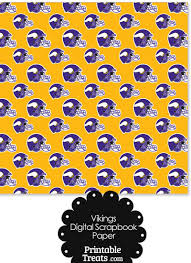 football wrapping paper minnesota vikings football helmet digital paper with gold