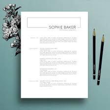 Creative Design Resume Templates 21 Best Professional Resume Cv Templates Images On Pinterest