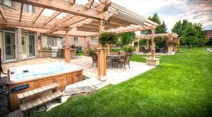 backyard the wooden backyard deck designs outdoor deck railing