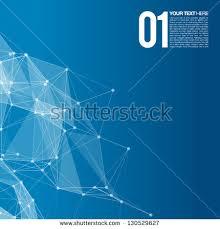 Futuristic Design Abstract Shapes Background Eps10 Futuristic Design Stock Vector