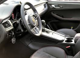 porsche macan interior 2017 porsche macan interior striking news and specs release date spy