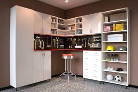 How To Build Wall Cabinets For Garage Garage Wall Mounted Garage Storage Shelves Stanley Garage