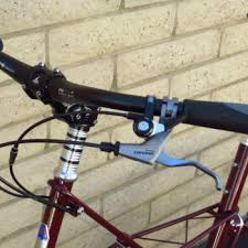 porta mtb auto sold moulton mountain build burgundy 皓 portapedal bike