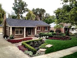 Small Yard Landscaping Pictures by Excellent Landscape Ideas For Front Yard U2014 Jbeedesigns Outdoor