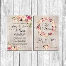 vow renewal wording vow renewal invitation wedding invitation bohemian rustic