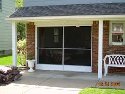 How To Install A Sliding Patio Door How To Install A Glass Sliding Door Opening For Patio Mirror