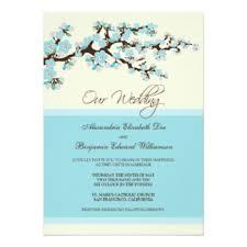 Cherry Blossom Wedding Invitations Wedding Sakura Cherry Blossom Tree Invitations U0026 Announcements