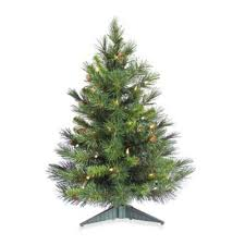 buy lighted outdoor trees from bed bath beyond