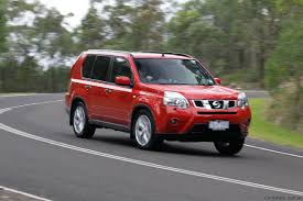 nissan x trail brochure australia softroader off road comparison