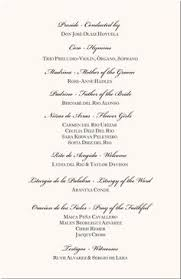 catholic wedding invitation wording wedding program wording exles everything wedding ideas wedding