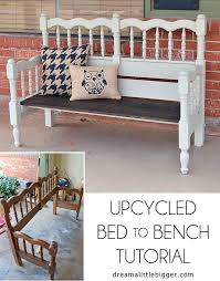 Bench Made From Old Dresser 11 Best Bench Images On Pinterest