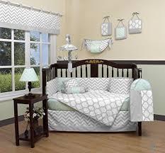Mint Green Crib Bedding Geenny Boutique Baby 13 Crib Bedding Set Soft Mint Green