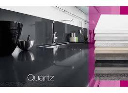 plan de cuisine en quartz les plans de travail sur mesure se plient à vos envies plan de