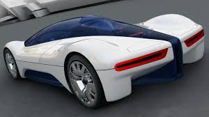 real futuristic cars a history of innovation