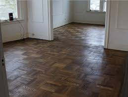 refinishing parquet flooring to look more presentable flooring