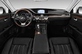 lexus sport car interior 2017 lexus es350 cockpit interior photo automotive com