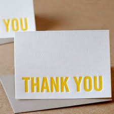 cheap thank you cards 22 unique letterpress thank you cards for wedding jayce o yesta