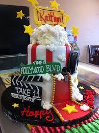 hollywood movie night birthday cake homestyle bakery nashville