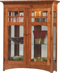 are curio cabinets out of style amish santa fe mission short 2 door curio cabinet santa fe doors