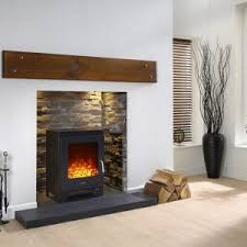 Electric Stove Fireplace Fireplace Showroom Southampton West Country Fires