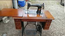 Singer Sewing Machine Cabinets by Antique Singer Sewing Machine Ebay