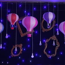 Cheap Halloween Party Decorations 40cm 16 Air Balloon Lanterns Marriage Wedding Birthday Party