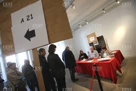 bureau de vote tours edition belfort héricourt montbéliard dans les bureaux de vote