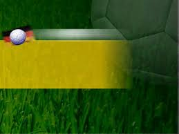 free germany soccer template free powerpoint templates
