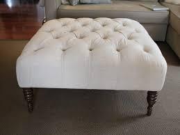 coffee table fabulous round brown leather ottoman ottoman