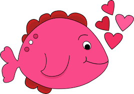 fish valentines valentines day day fish clip image clipartbarn