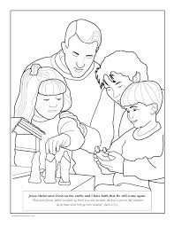 lds coloring pages i can be a good exle lds primary coloring pages great friend coloring pages for free