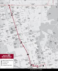 Rtd Map Rtd Route 52